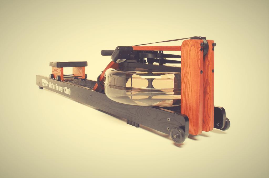 Phooto of the WaterRower Club rowing machine