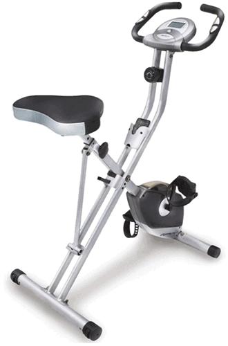 Exerpeutic 1200 Folding Exercise Bike - heydayDo image copy