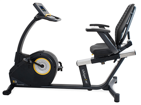 LifeSpan Fitness R5i Recumbent Bike - heydayDo image copy