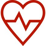heart with cardio red - heydayDo icon