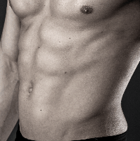 heydayDo example of six-pack abs 4