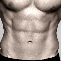 heydayDo example of six-pack abs 5