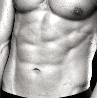 heydayDo example of six-pack abs 6