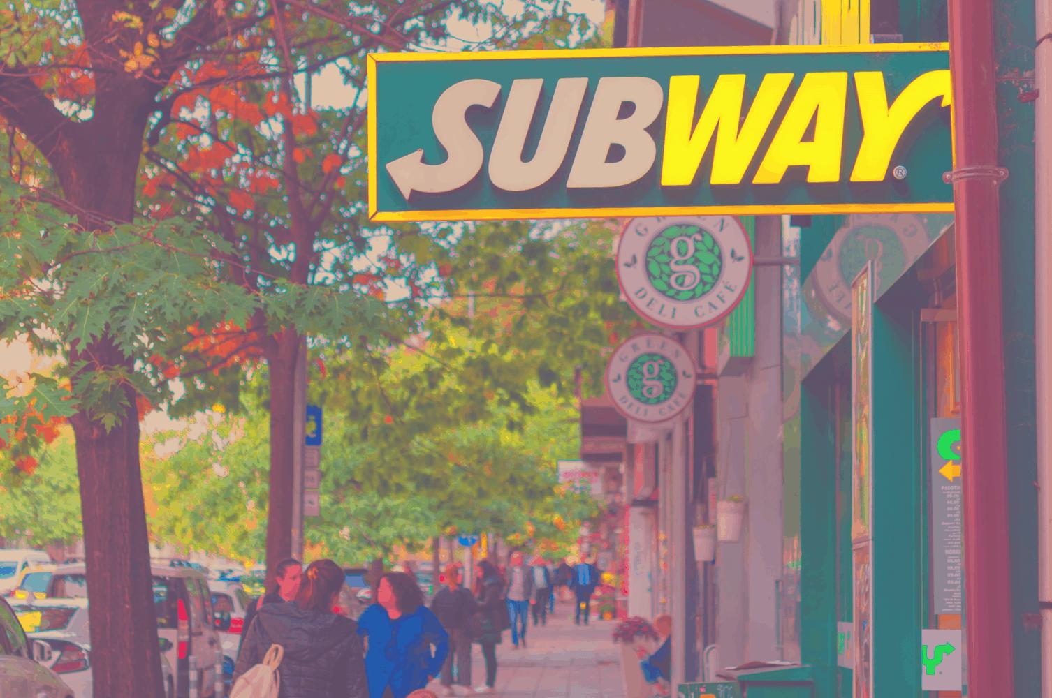 Is The Subway Veggie Patty Vegan