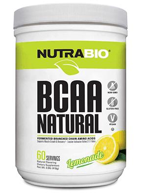 NutraBio BCAA Natural Powder - heydayDo image copy