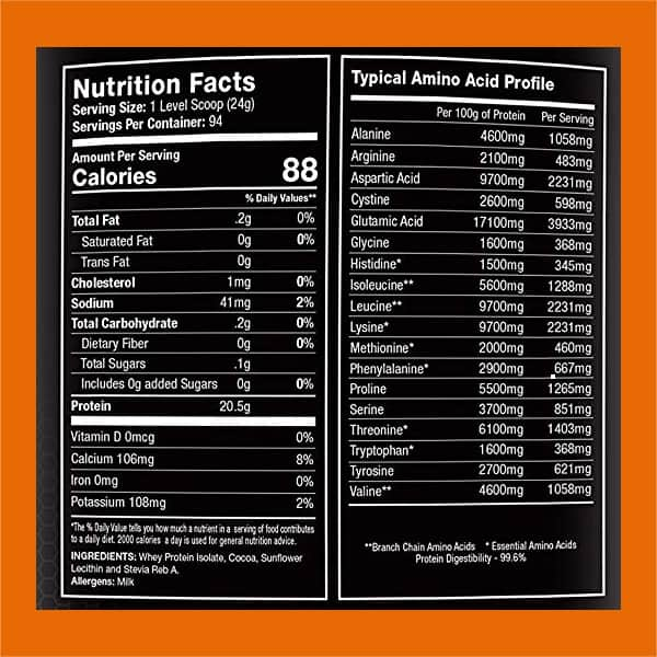 Muscle Feast Protein Powder without Sucralose - heydayDo - in article image4