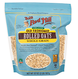Bob's Red Mill Organic Regular Rolled Oats copy