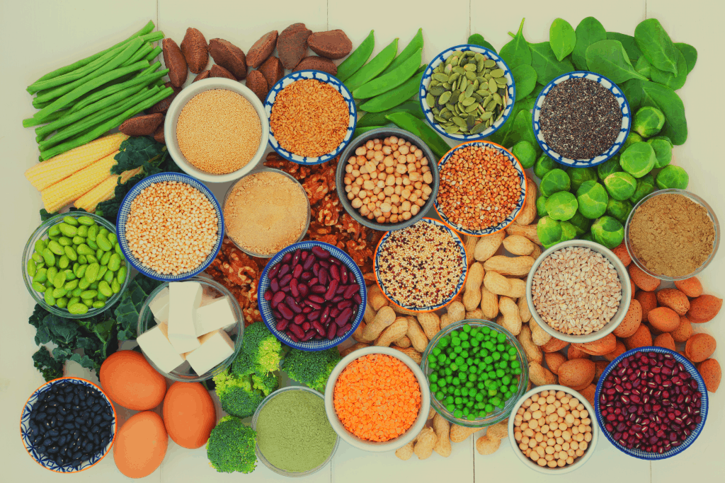 Plant-based proteins used for lactose-free protein powders - heydayDo image