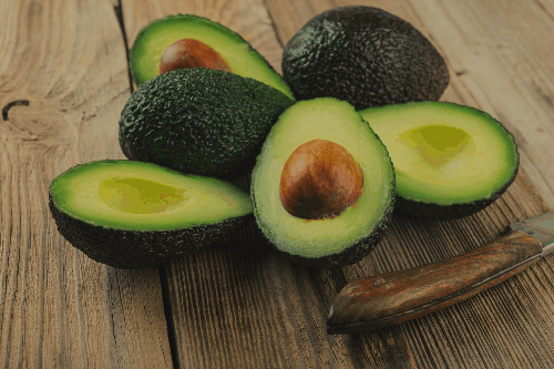 Avocados used for weight gain smoothies - heydayDo image