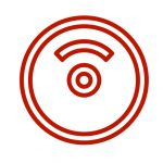 bumper plate icon red - heydayDo in article icon4