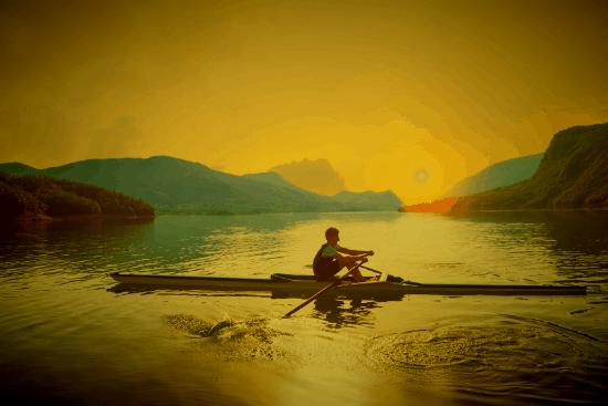 Cheap rowing machine - heydayDo image