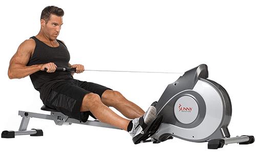 Sunny Health & Fitness SF-RW5515 Magnetic Rowing Machine - heydayDo image copy