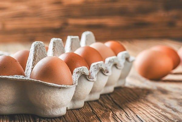 Dozen eggs - Egg White Protein - heydayDo image