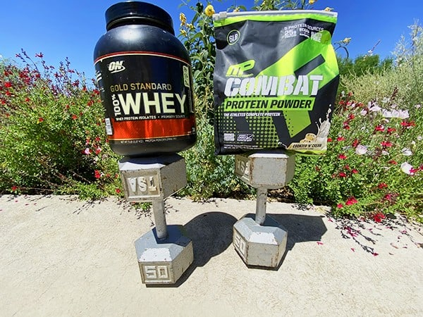 Optimum Nutrition vs Musclepharm - heydayDo image
