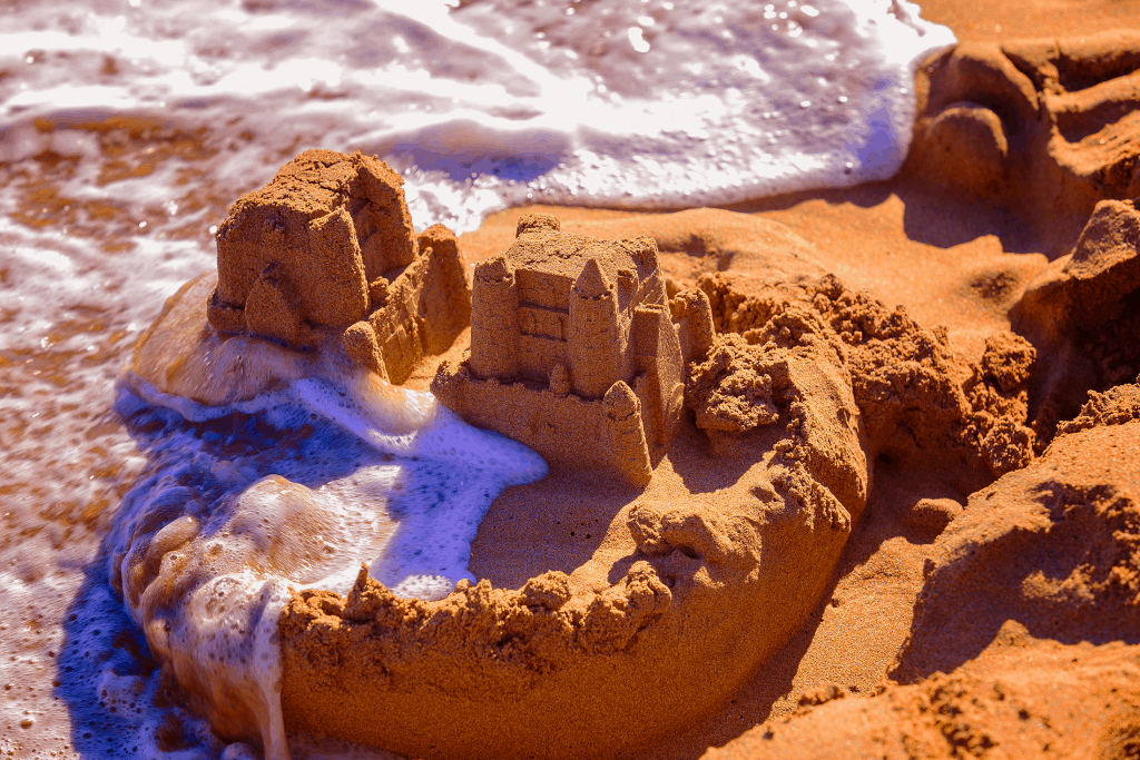 Castles Made of Sand - Protein Deficiency - heydayDo featured image