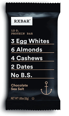 RXBAR, Chocolate Sea Salt - heydayDo image copy