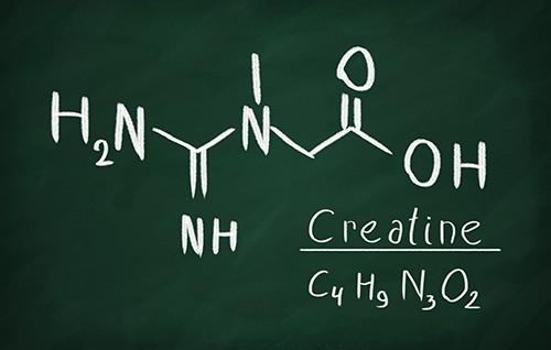 Creatine molecular drawing - heydayDo image