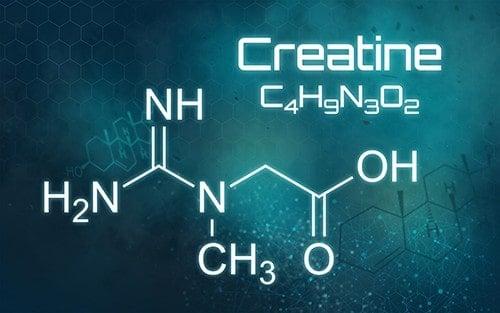 Creatine molecule - heydayDo image