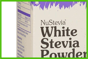 NuNaturals stevia ingredients list - heydayDo image