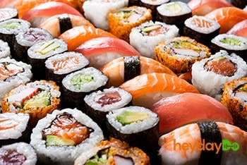 Raw fish a good creatine alternative - heydayDo image