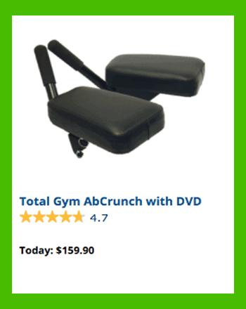 Total Gym Ab Crunch accessory 1- heydayDo image