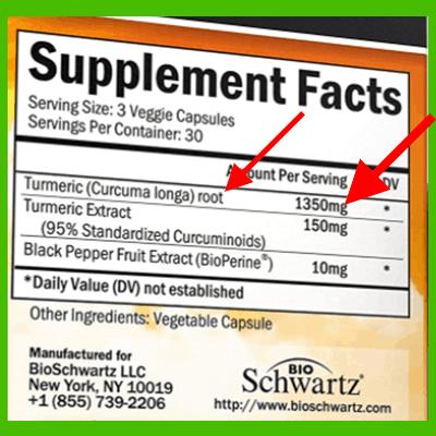 Turmeric root facts - heydayDo image