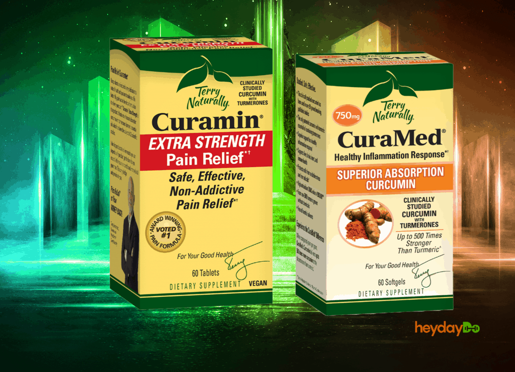 CuraMed vs. Curamin - heydayDo featured image